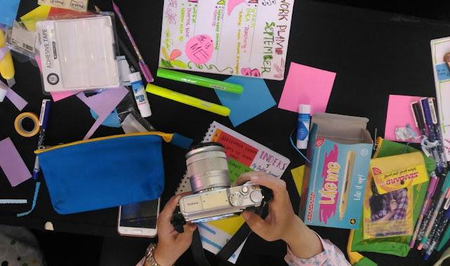 Bullet Journal dan kreatifitas
