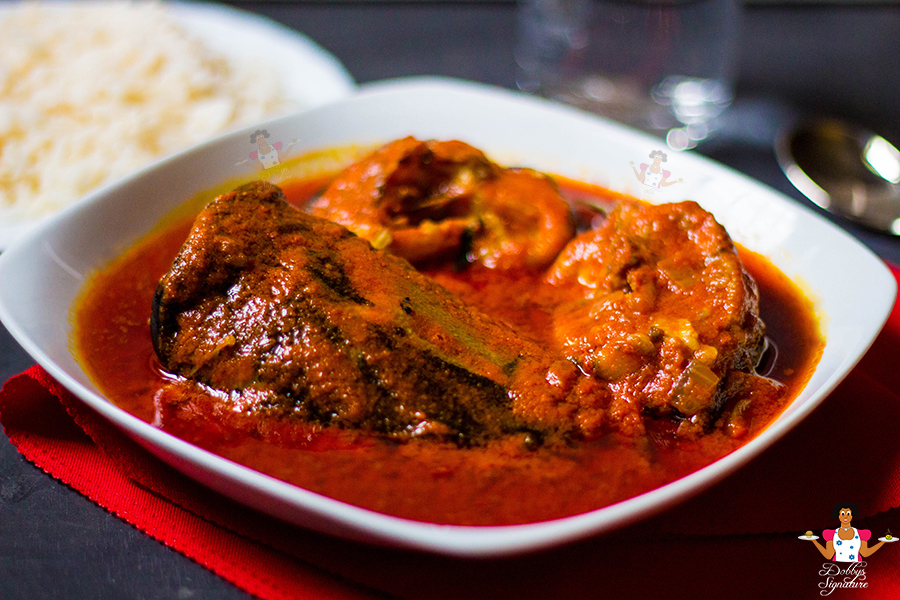 Dobbys signature nigerian food blog i nigerian food recipes i catfish stew recipe how to make tasty catfish stew forumfinder Images