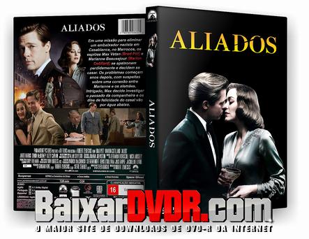 Aliados (2017) DVD-R OFICIAL