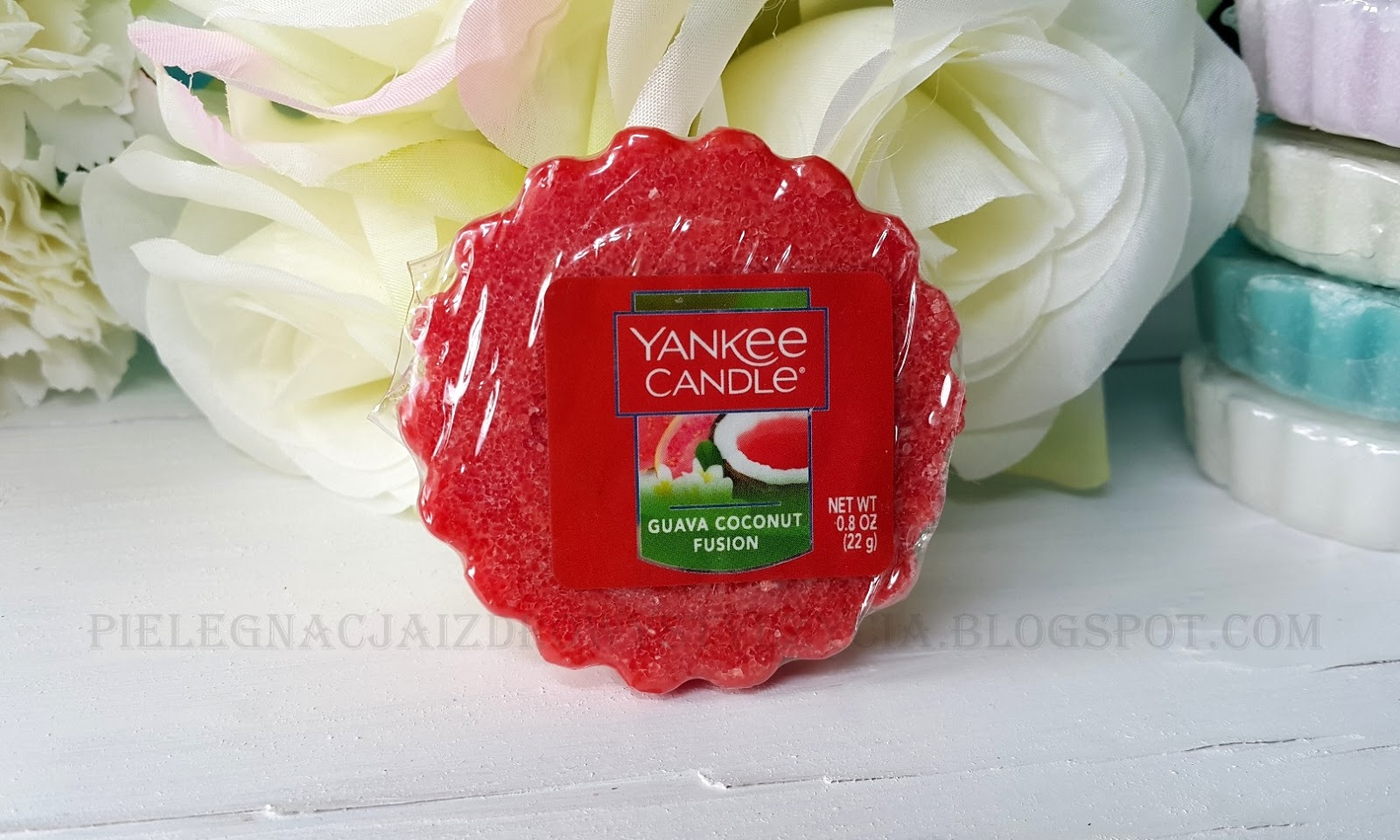 Guava Coconut Fusion Yankee Candle