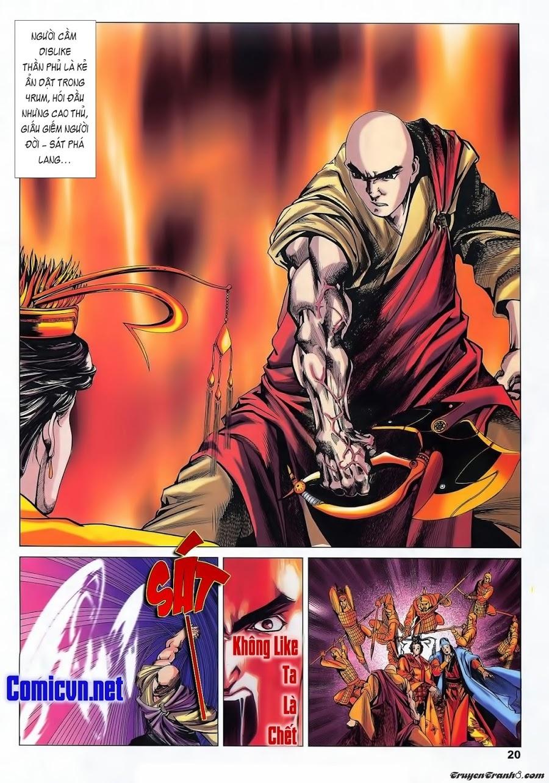 Lục Đạo Thiên Thư chap 21 - Trang 30