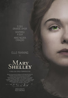Mary Shelley - Poster & Trailer