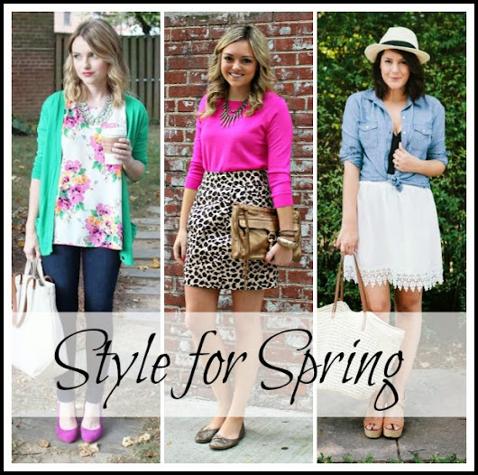 Style for Spring
