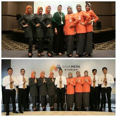 Lowongan Kerja PT Bank Mega Syariah Rekrutmen Calon Pegawai Baru Penerimaan Seluruh Indonesia