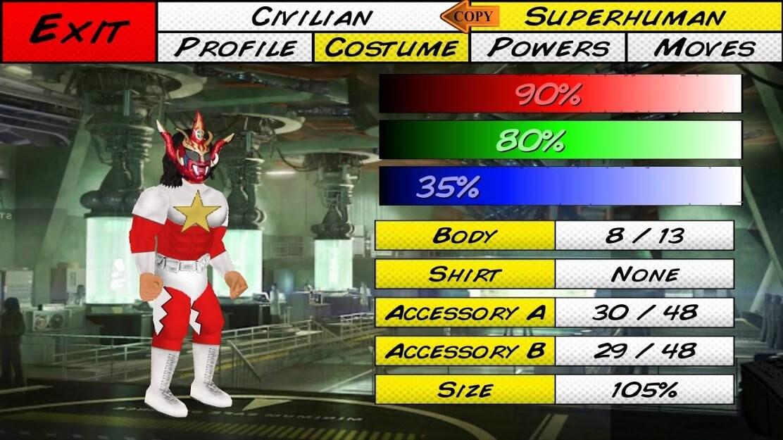 Super City (Superhero Sim) v 1.233 apk MOD