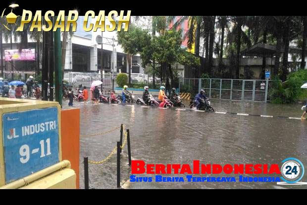 Jakarta Banjir Lagi! 54 Titik Banjir Terdeteksi