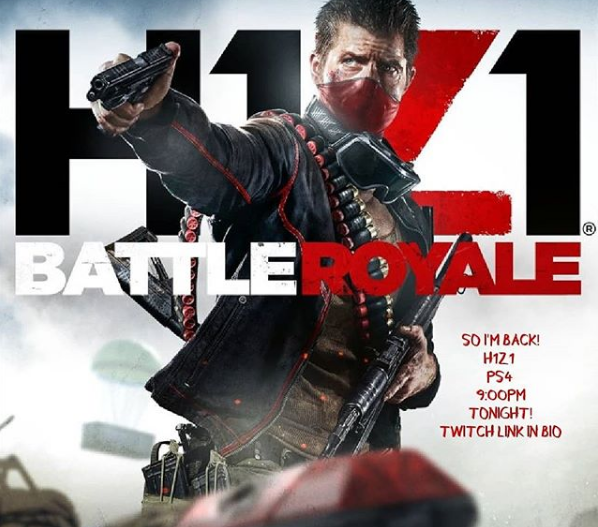 H1Z1 mobile entrepot and Uplifts  PC game Reveled