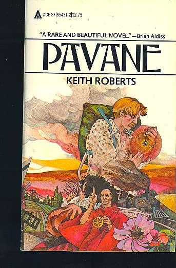 Pavana – Keith Roberts