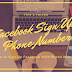 Facebook Sign Up Phone Number Update 2019