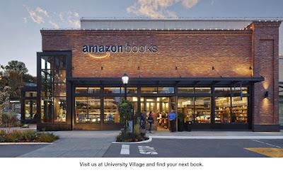 [新零售時代]書店都快倒光的今天,亞馬遜為何偏偏要開實體書店?