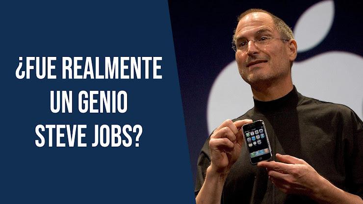 ¿Fue Steve Jobs un genio?