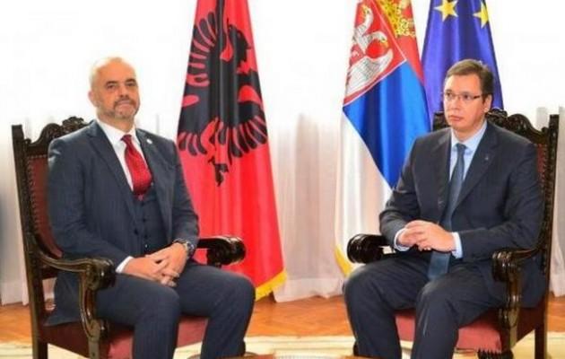 Ετοιμάζουν την κατάργηση των συνόρων Αλβανίας - Κοσσυφοπεδίου