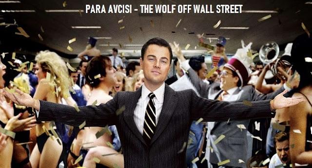 Para Avcısı - The Wolf of Wall Street - Margot Robbei ve Leonardo DiCaprio - Kurgu Gücü
