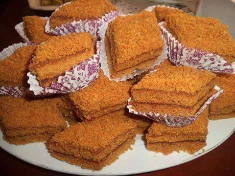 d615061ade1a9 حلوى الطبقات - خياطة جزائرية