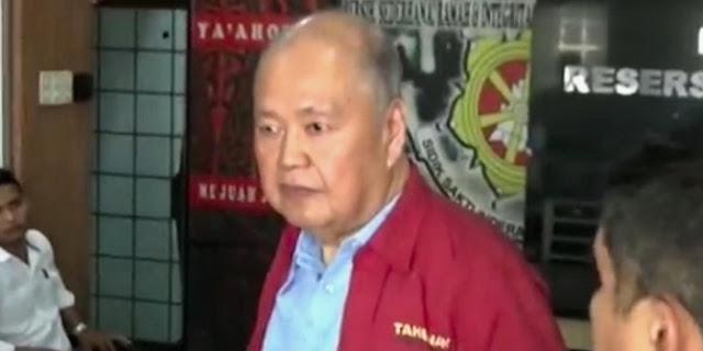 Mangkir dan terdeteksi di Singapura, Mujianto jadi buronan polisi