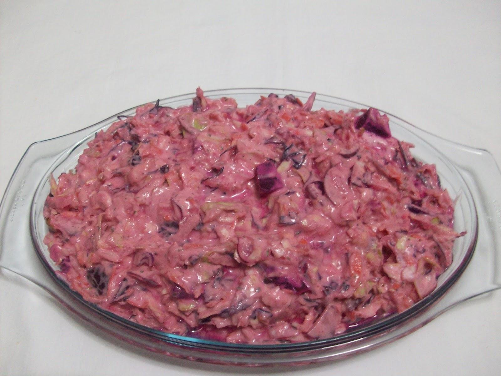 Pancarlı Lahana Salatası Tarifi