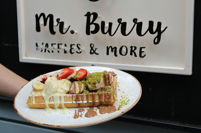 mr burry waffles more