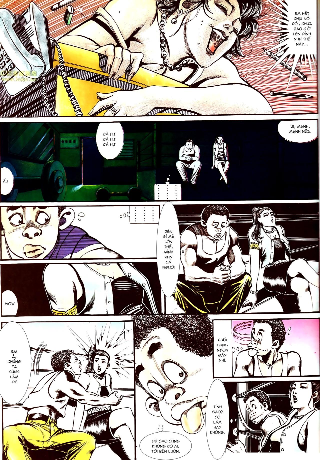 Người Trong Giang Hồ chapter 150: ai không yêu anh hùng trang 5