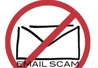 Email Akun Kadaluarsa