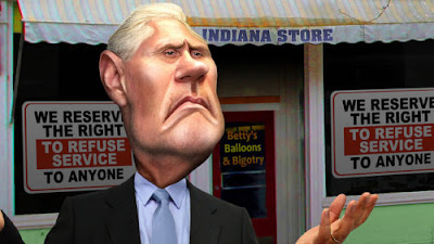 VP (elect) Mike Pence (DonkeyHotey via Flickr)