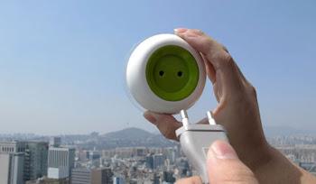 Güneş Enerjisi ile Çalışan Taşınabilir Elektrik Prizi