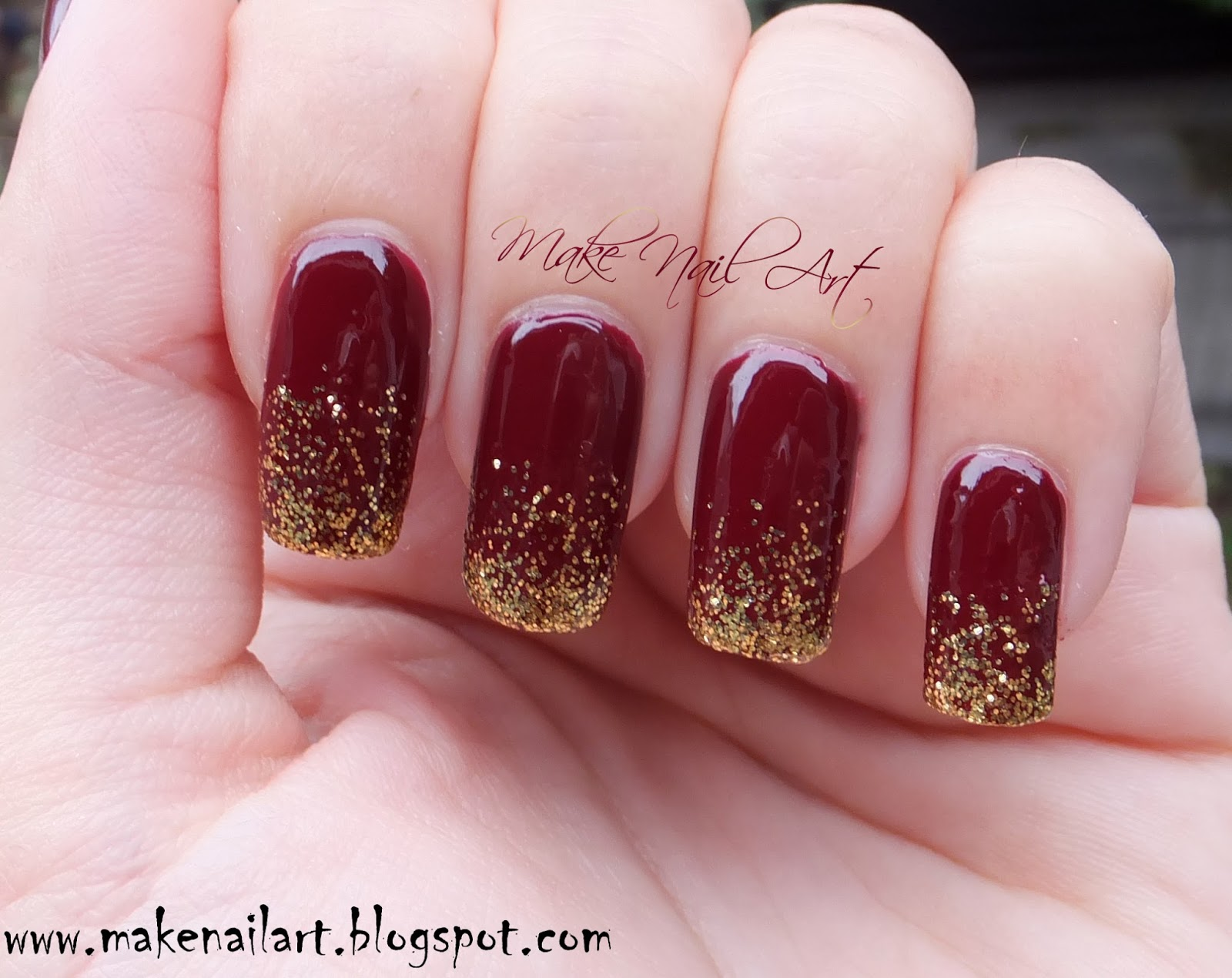 Make Nail Art: September 2015
