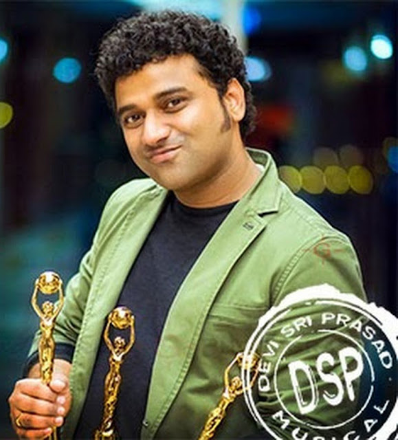 Devi Sri Prasad Biodata Profile Biography Family Photos