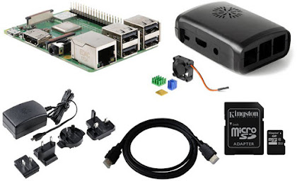 Raspberry PI 3 B+ (pack)
