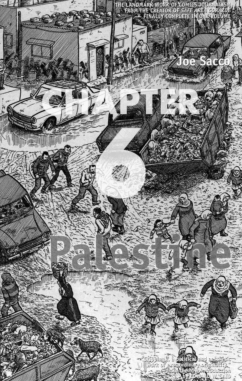 Read chapter 6 of Joe Sacco - Palestine online