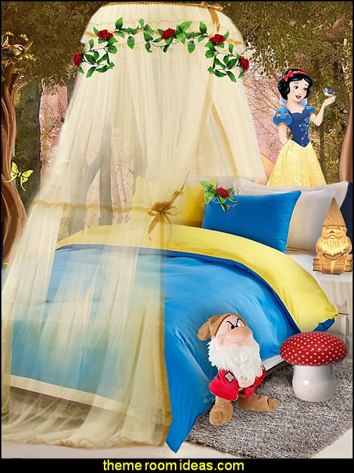 Fairy Themed Bedroom Decorations: Maries Manor: Woodland Forest