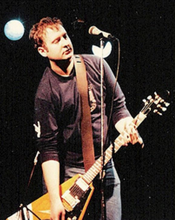 Grant Nicol's blog: The wit and the wisdom of Bob Mould and