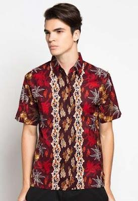 Baju Batik Anak Muda Couple