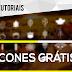 Site com Ícones grátis - CARLOS TUTORIAIS