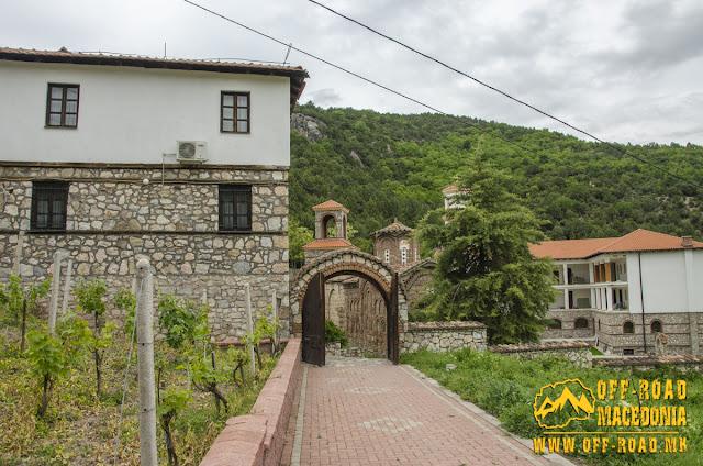 St. George church - Polog Monastery - Tikvesh Lake, Macedonia