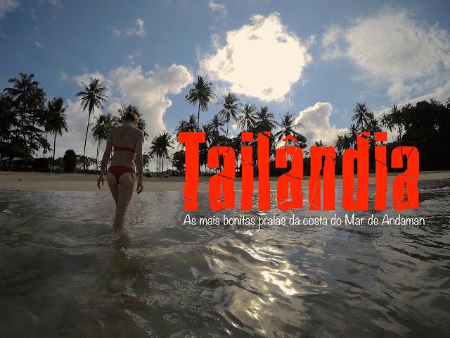 As mais bonitas praias da Tailândia