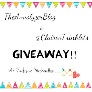 Giveaway - TheAnvolyzer & ClairesTrinklet [closed]