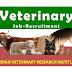 Research Associate & SRF Recruitment -IVRI Izatnagar