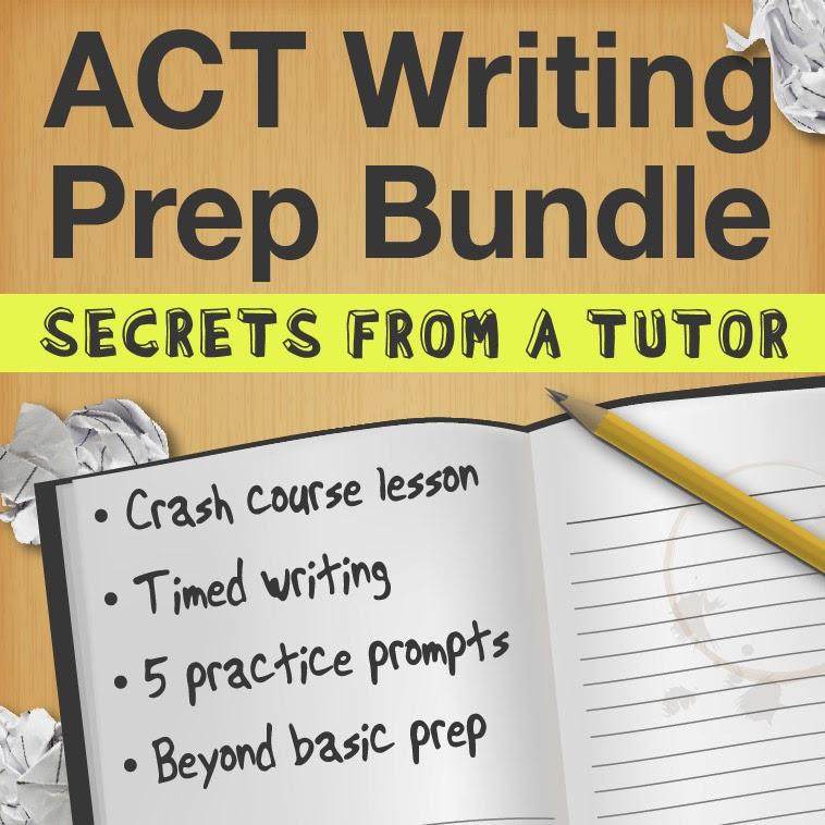 ACT Writing Prep Bundle