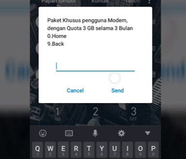 Kode Paket Internet Gratis Telkomsel Terbaru November 2018