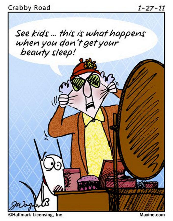maxine funny fun cartoons humor chuck bozo posted