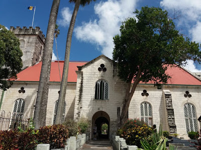 catedral bridgetown barbados