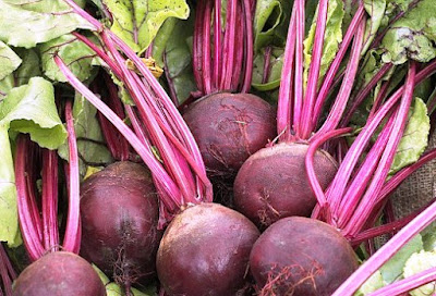 buah bit ungu penangkal radikal bebas