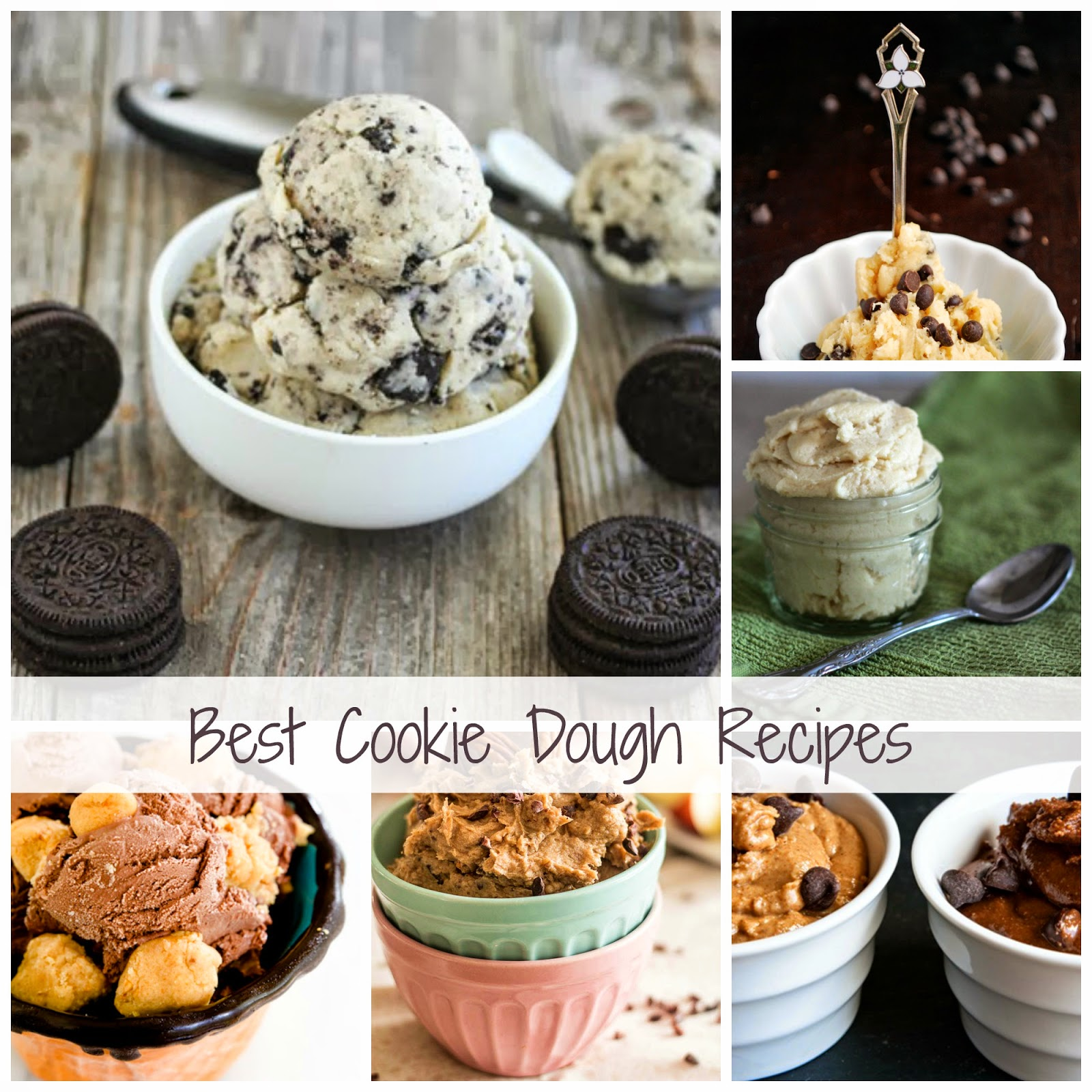Best Cookie Dough Recipes