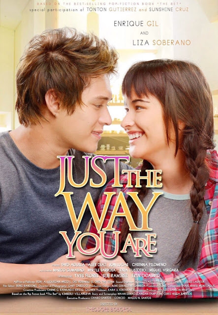 filme just the way you are