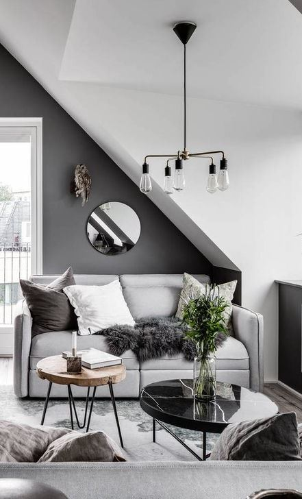 scandinavian aeroplane follow gravity domicile 40+ Grey Interior Design & Inspiration to Make the Most of Your Space