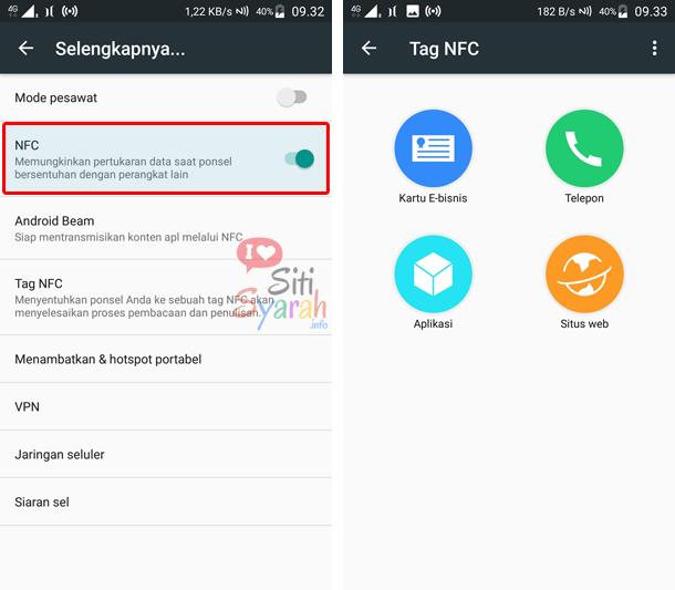 Apa Arti NFC Pada Handphone Android