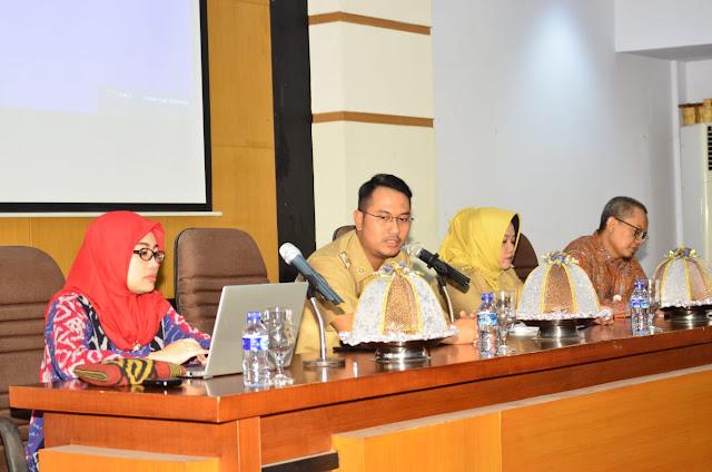 Deputi Bidang Pencegahan KPK Lakukan Konfirmasi dan Validasi Data MCP Pemkab Sinjai