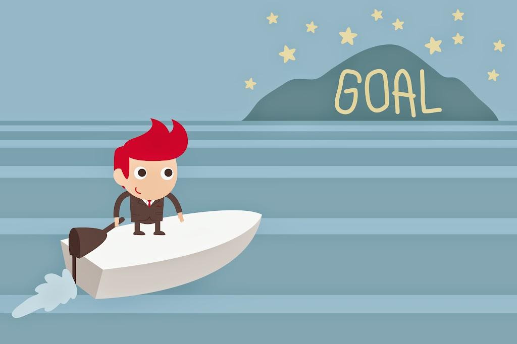 目標很遠大也沒問題!3個步驟讓你一步步到達理想的未來 | 經理人