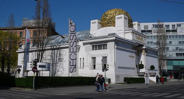 Pabellón Secesión Viena
