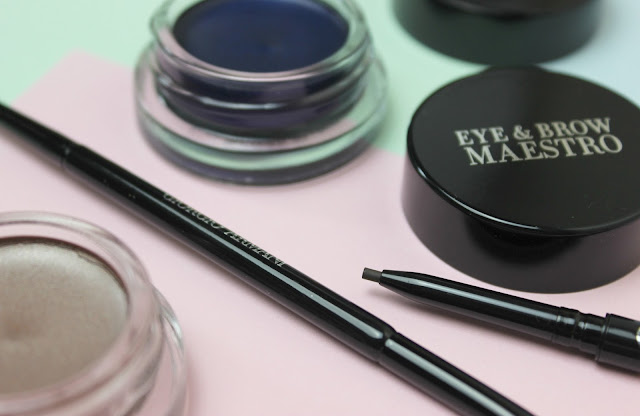 A review of the Giorgio Armani Eye & Brow Maestro range